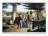 Temperance Movement  1840