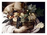 Caravaggio: Fruit