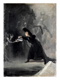 Goya: Bewitched  1798