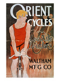 Orient Cycles Ad  c1895