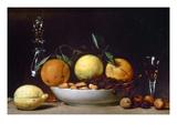 Peale: Dessert  1814