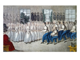 Shakers Meeting  c1840