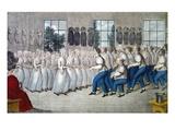 Shakers Meeting  c1840