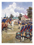 Washington's Army  1776