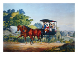 The Morning Ride  1859