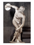 Greece: The Discobolus