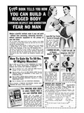 Ad: Body-Building  1969