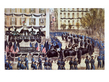 Abraham Lincoln: Funeral