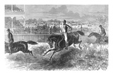 Hurdle Racing  1867
