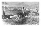 Hurdle Racing  1867