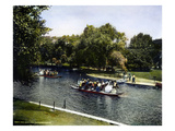 Boston: Swan Boats  c1900