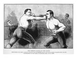 Sullivan vs Kilrain  1889