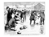 Curling  1884