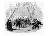 Curling  1843