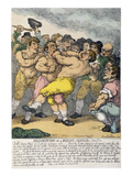 Boxing Match  1812