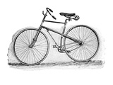 Rover Bicycle  c1896