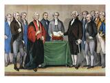 Washington: Inauguration