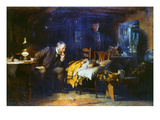Fildes: The Doctor  1891