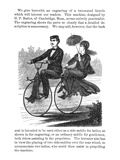Bicycle Built for Two