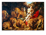 Rubens: Daniel and Lions Den