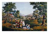 Currier and Ives: Childhood