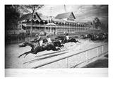Horse Racing  1889
