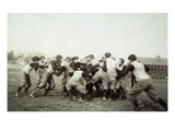 College Football Game  1905