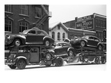 Ohio: Auto Transport  1940