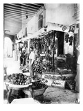 Cuba: Fruit Vendor  c1910
