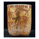 Mayan Vase  700-900 Ad