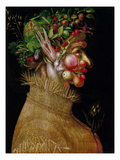 Arcimboldo: Summer  1563