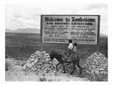 Arizona: Tombstone  1937