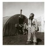 WWII: Tuskegee Airman  1945