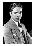 Charles Spencer Chaplin (1889-1977)  English Actor and Comedian