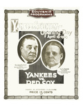 Baseball Program  1923