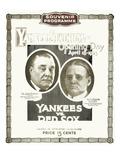 Baseball Program  1923