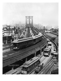 NY: Brooklyn Bridge  1898