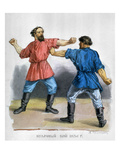 Russian Boxers  c1836