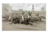 Maurer: Horse Race