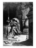 Dore: The Raven  1882
