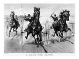 Horse Racing  1890