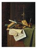 Harnett: Still Life  1885