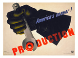 World War II Poster  1941