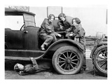 High School Mechanics  1927