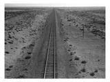 Railroad Tracks  1939