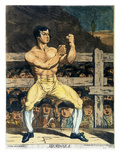 Boxing Champion  1790s