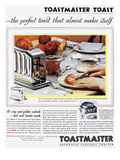 Toaster Ad  1931