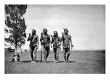 Night Medicine Men  c1908