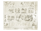 Baseball Cartoons  1859