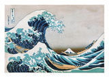 Katsushika: Great Wave